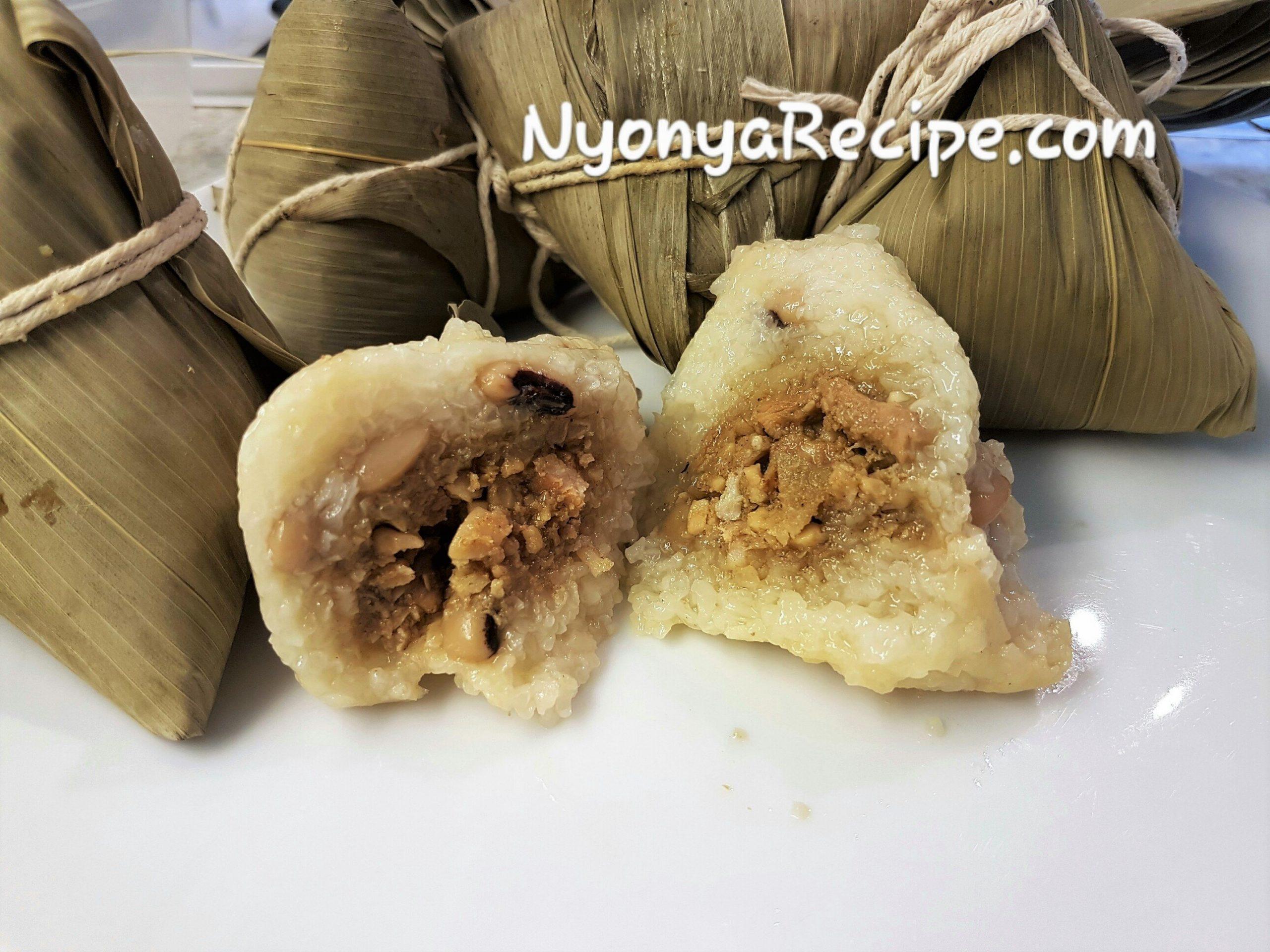 #Penang,#Nyonya, Chinese, Malaysian, rice dumpings