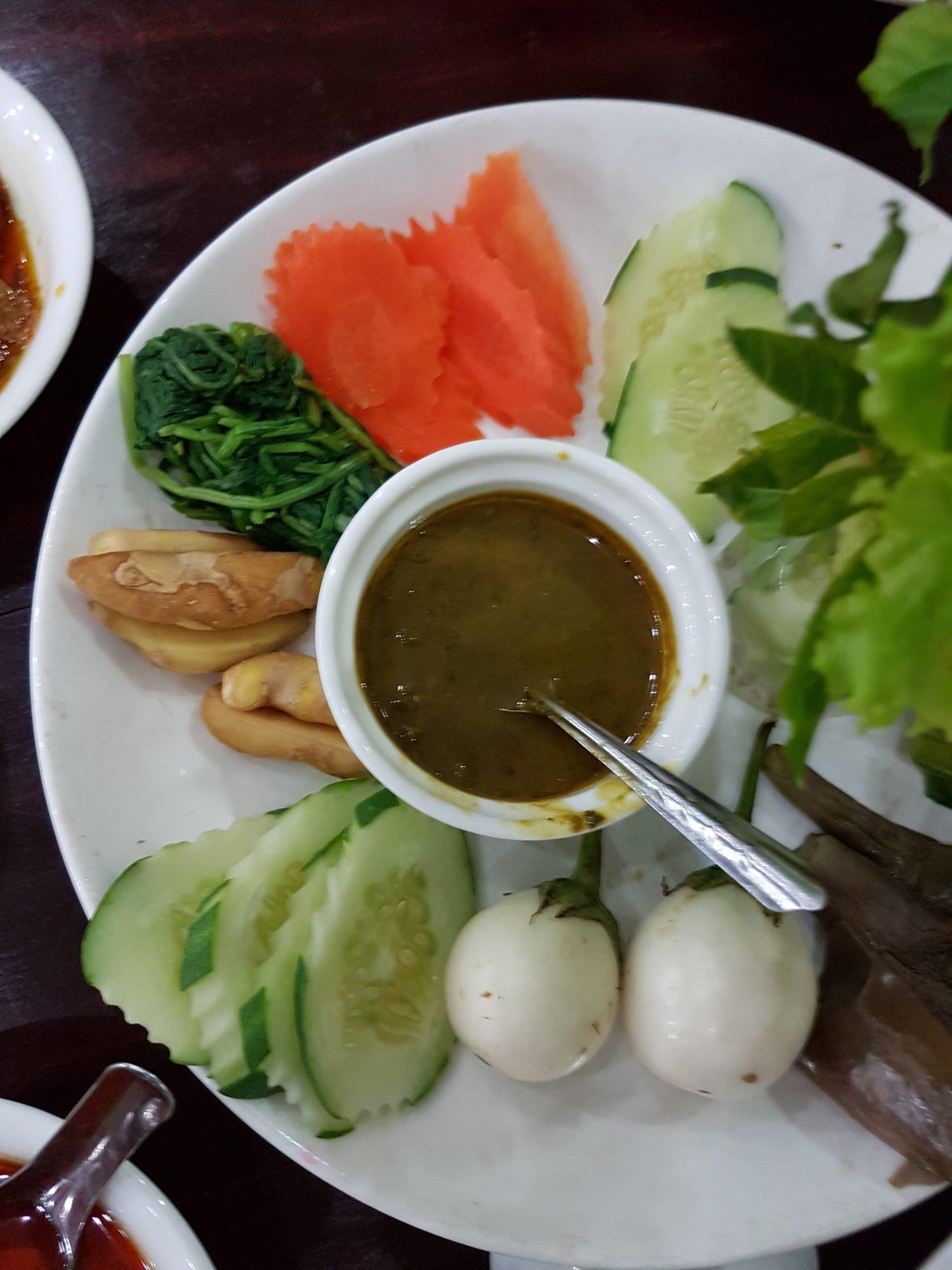 Dinner, Myanmar,