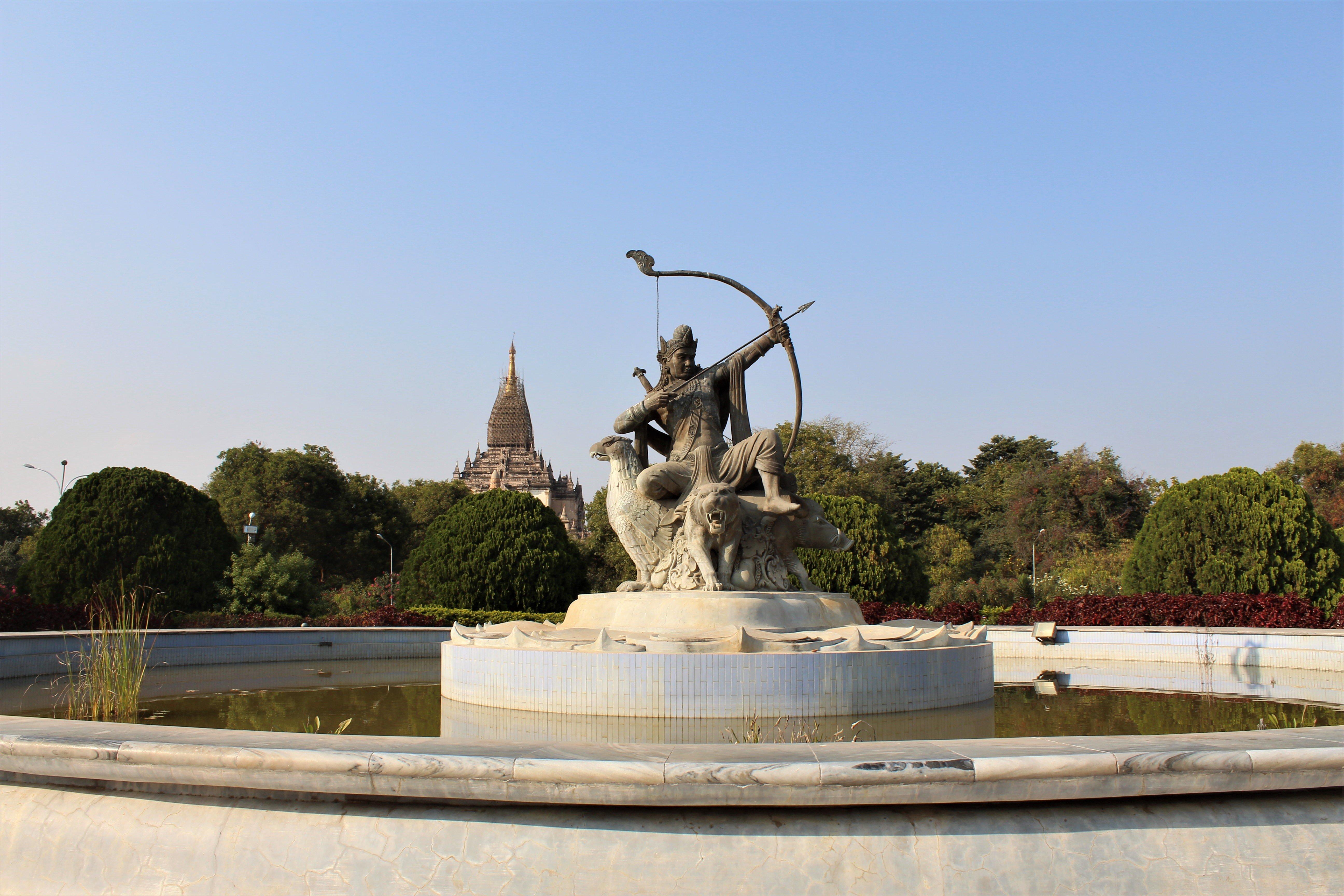 Museum, Bagan, Myamar
