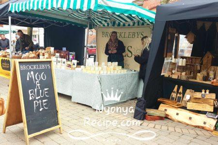 Hinckley Munch Festival, food, local business,