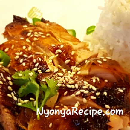 Penang Chicken Rice, lunch,