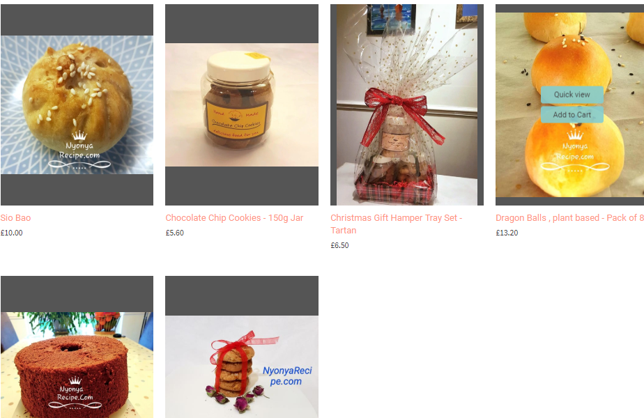 NyonyaRecioeShop, online, Malaysian, Penang snacks