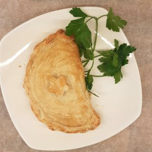 Chigen Leek Potato Pasty