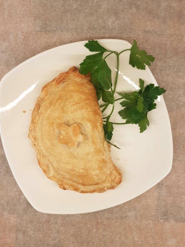 Chigen Leek Potato Pasty
