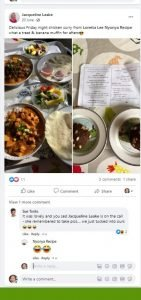 A review on Penang Nyonya Curry Dinner