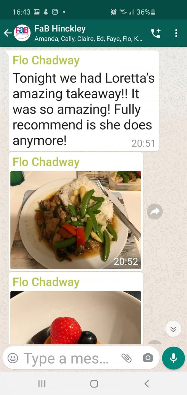 Feedback on Chicken, Mushroom and Goji Berry Stew