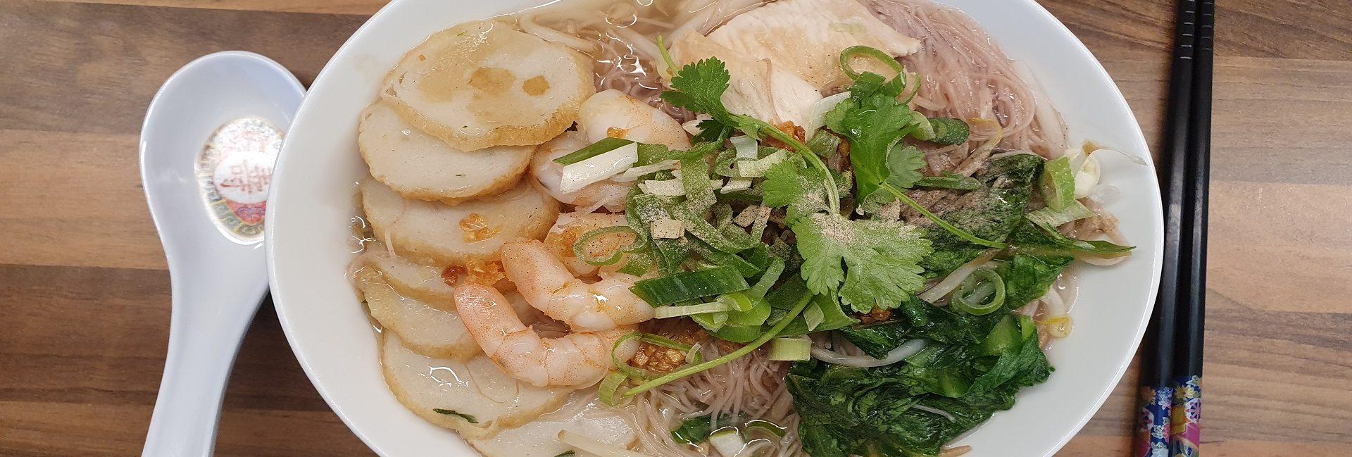 Quick Noodle Soup